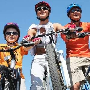 Catalina Island Biking