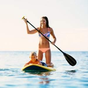 Catalina Island Beaches Paddleboard