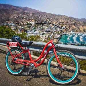 Catalina Island Electric Bike Tours
